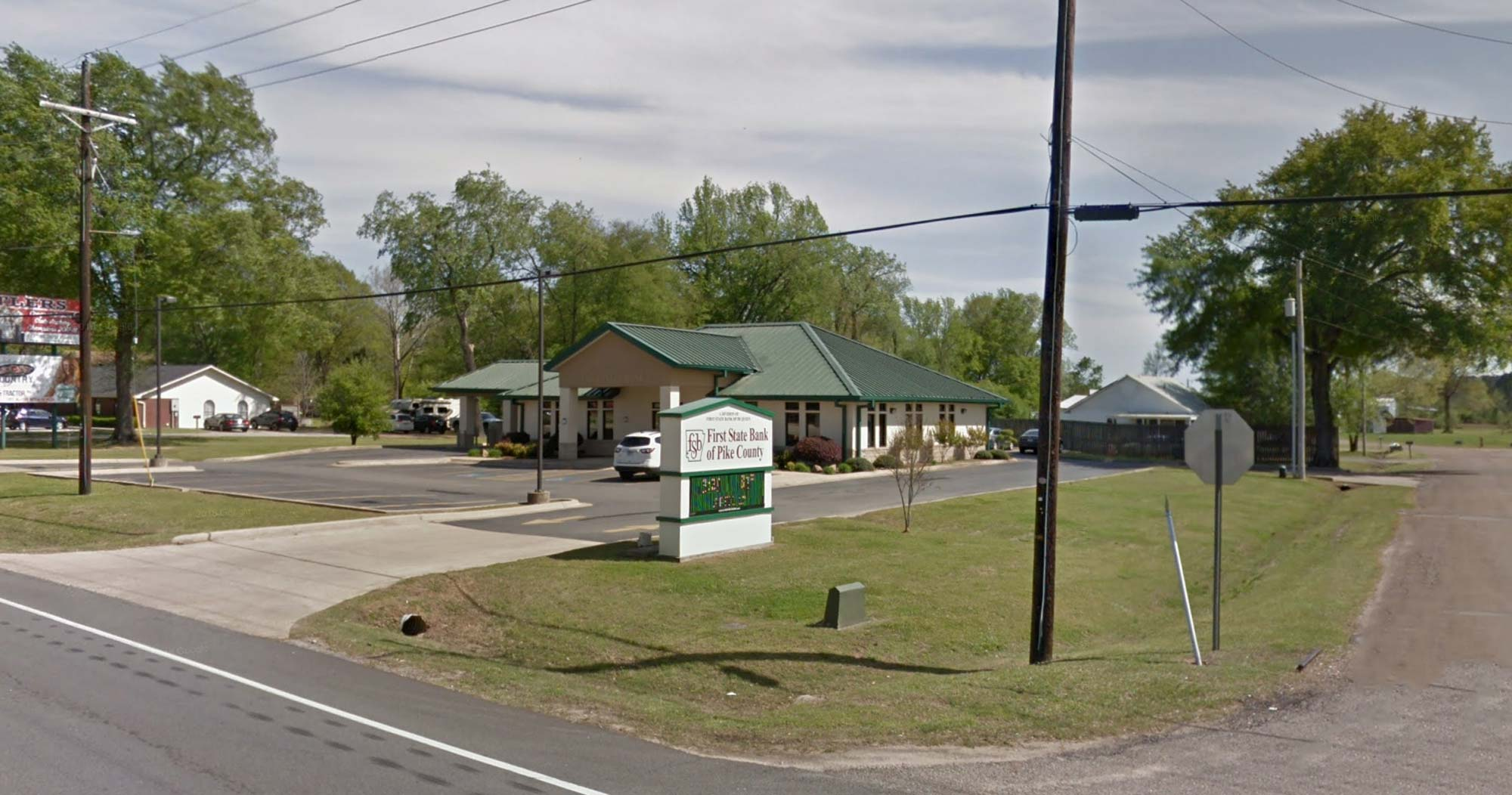 First State Bank of Pike County